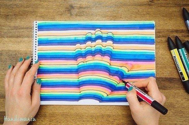 Нарисовать