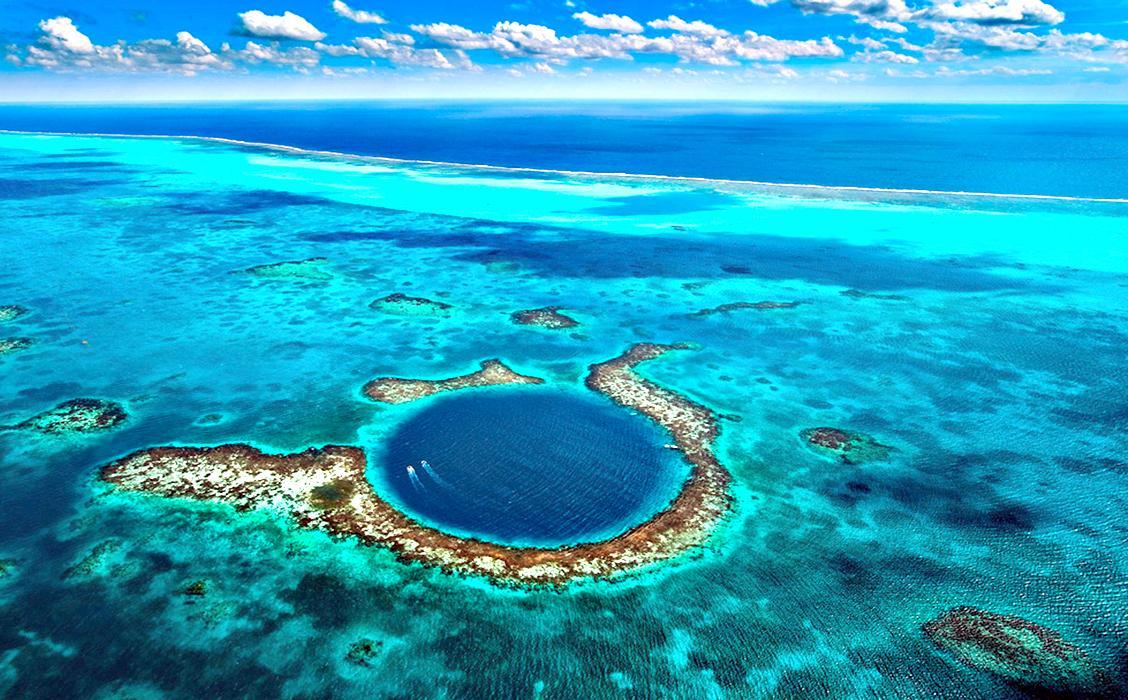 Белизская Blue Hole