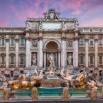 Интересные факты о фонтане де Треви в Риме