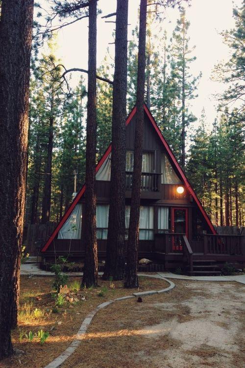 Проект дома в Северной Америки