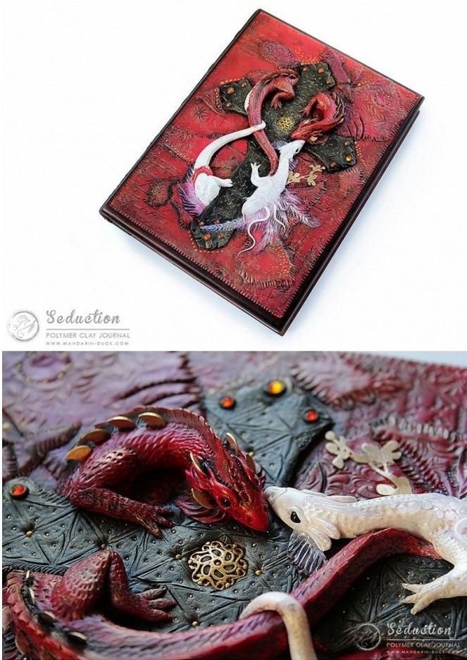 Обложки книг художницы