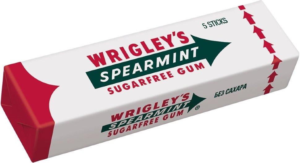 Факты о мире: жевательная резинка Wrigleys.