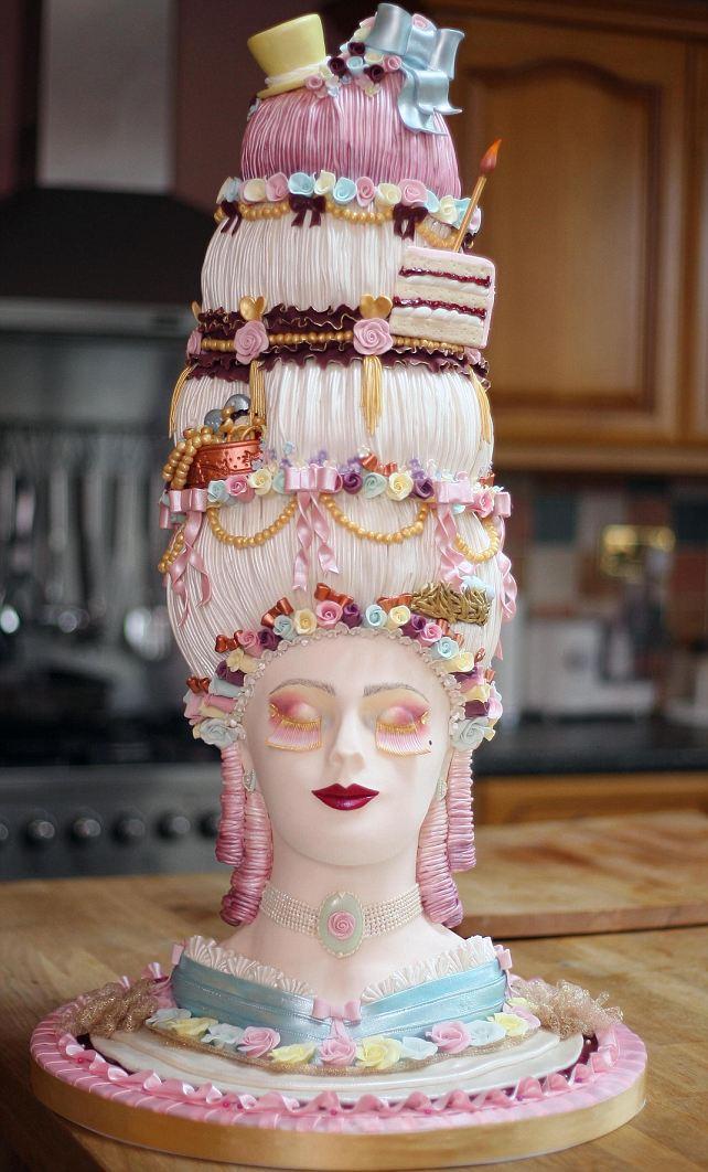 Потрясающий торт
