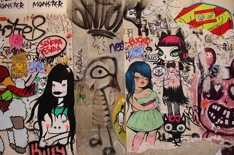 Mozhno li zashchitit' betonnuyu poverkhnost' ot graffiti